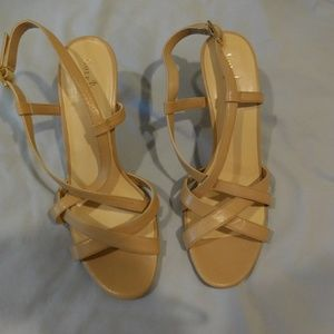 Cole Haan heeled sandals